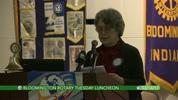 Bloomington Rotary Tuesday Luncheon 3/14