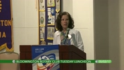 Bloomington Rotary Tuesday Luncheon 5/2