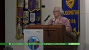 Bloomington Rotary Tuesday Luncheon 8/22