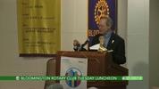 Bloomington Rotary Tuesday Luncheon 1/9