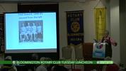 Bloomington Rotary Tuesday Luncheon 3/13