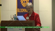 Bloomington Rotary Tuesday Luncheon 3/27