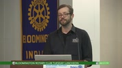 Bloomington Rotary Tuesday Luncheon 8/27