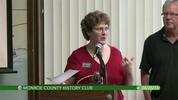 Monroe County History Club 4/26