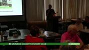 Monroe County History Club 5/30
