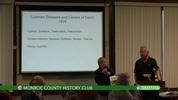 Monroe County History Club 3/27