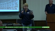 Monroe County History Club 4/24