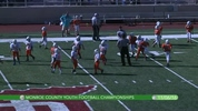Youth Football Championships 11/6