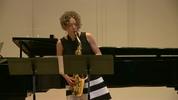 Saxophone Academy Concert 7/16