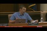 County Budget Hearings 9/21