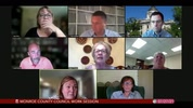 Monroe County Council Work Session 7/27