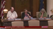 Monroe County Commissioners 8/29
