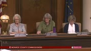 Monroe County Commissioners 5/1