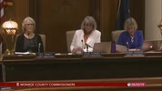 Monroe County Commissioners 5/22