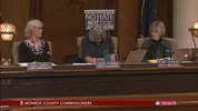 Monroe County Commissioners 10/16