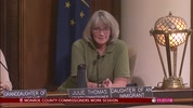 Monroe County Commissioners Work Session 11/21