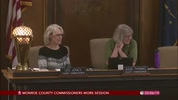 Monroe County Commissioners Work Session 3/6
