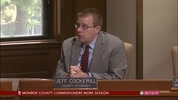 Monroe County Commissioners Work Session 5/15
