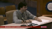Monroe County Commissioners Work Session 2/12