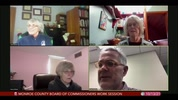 Monroe County Commissioners Work Session 10/13