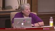 Monroe County Election Board 7/19