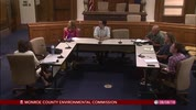 Monroe County Environmental Commission 8/8