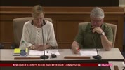 Monroe County Food and Beverage Commission 6/26