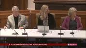 Food & Beverage Tax Advisory Commission 10/29