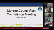 Monroe County Plan Commission 3/23