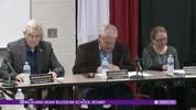 Richland Bean Blossom School Board 10/21