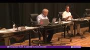 Richland Bean Blossom School Board 7/19