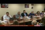 Richland Bean Blossom School Board 7/18