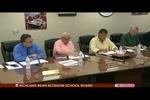 Richland Bean Blossom School Board 7/17