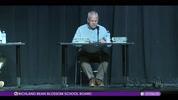 Richland Bean Blossom School Board 7/6