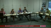 Monroe County Solid Waste Management District Board 7/5