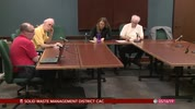 Monroe County Solid Waste Management District Board 5/16