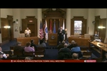 VA Health Administration Town Hall Meeting 3/22